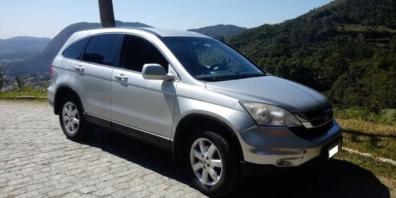 Honda Crv 2.0 Lx 16v Gasolina/gnv 4p Automático - 2010