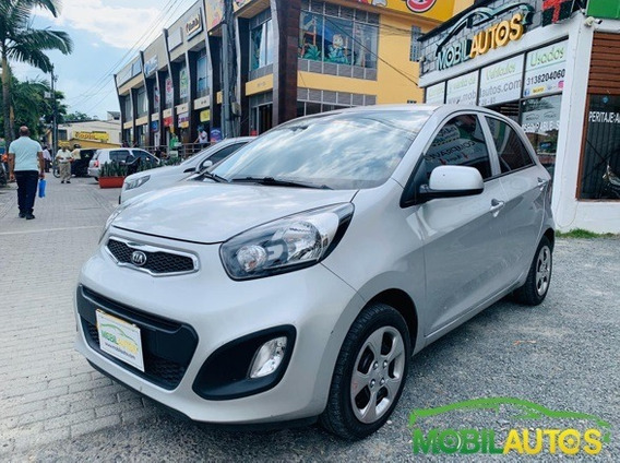 Kia Picanto Ion Xtrem 1.25 At 2014
