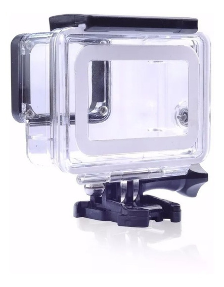 Gopro Estanque Case Hero 5 6 7 Prova D