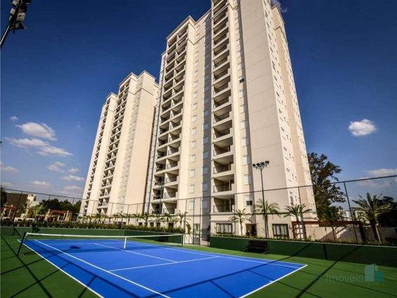 Apartamento 3 Dormitórios Na Chácara Santo Antônio - Ap12486