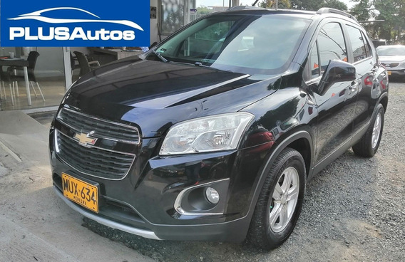 Chevrolet Tracker 1.8at Sunroof