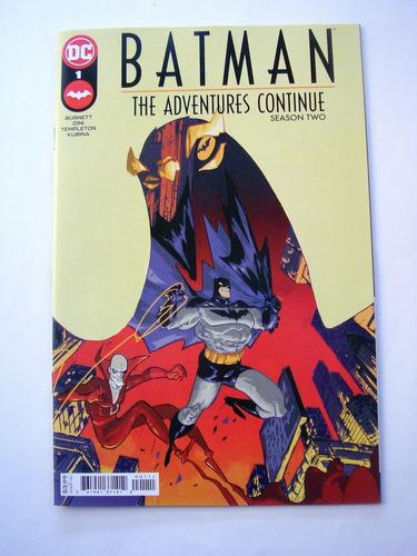 Imagen 1 de 5 de Batman Adventures Continues Number 1 Season 2