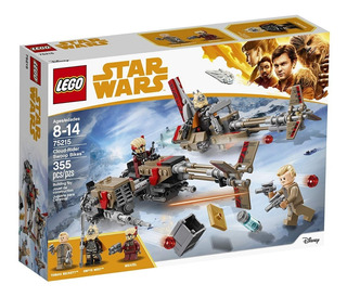 Lego Star Wars 75215 Cloud -rider Swoop Bikes + Envio!