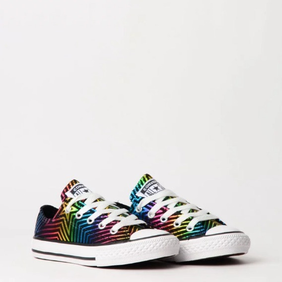 Tênis Converse Chuck Taylor All Star Kids Ox Ck07970002
