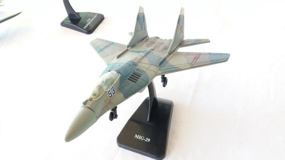 Miniatura Avião Mig-29 Caça Escala 1/72 Preço Negociável