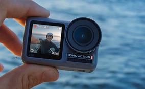 Câmera Dji Osmo Action 4k Lacrado Original + Cartão 32gb