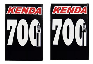 Camara De Ar Kenda 700x18,23 Presta 48mm 2 Unidades Barato