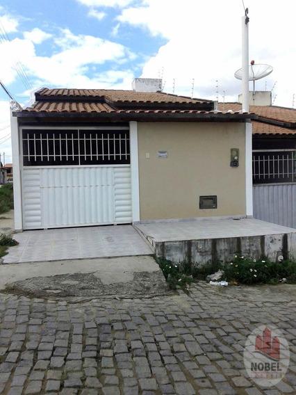 Casa Com 02 Dormitório(s) Localizado(a) No Bairro Conceicao Ii Em Feira De Santana / Feira De Santana - 3208