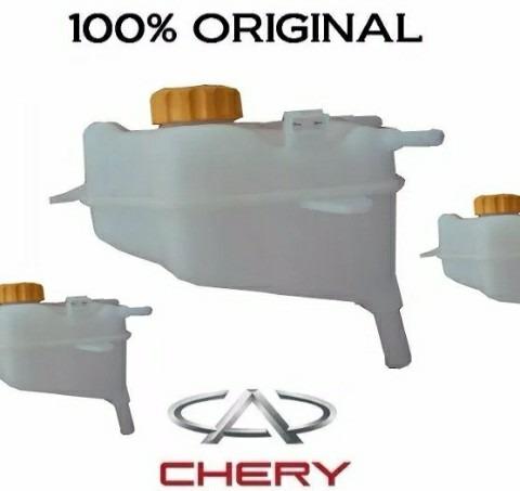 Envase O Deposito De Agua Original Chery Orinoco Con Tapa