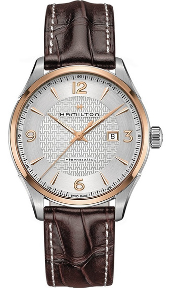 Reloj Hamilton Jazzmaster Viematic Auto H42725551 Ghiberti