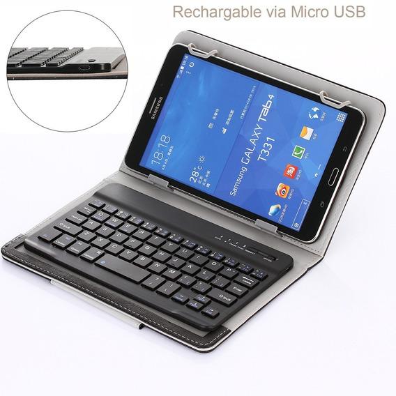 Capa Case Universal Teclado Bluetooth Tablet Sony 7