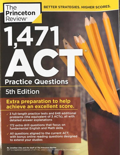 1471 Act Practice Questions