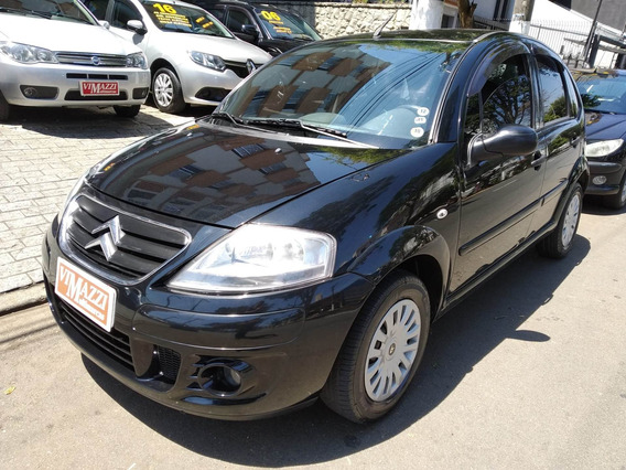 Citroën C3 1.4 I Glx 8v Flex 4p Manual 2010