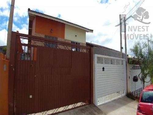 Cod 5252 - Casa Germinada Belissima, Já Toda Construída, Pro - 5252
