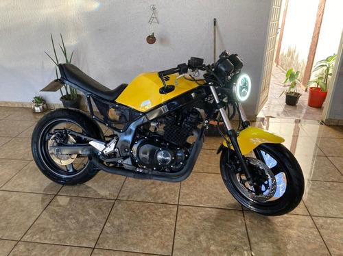 Suzuki Gs500e Café Racer Documentada