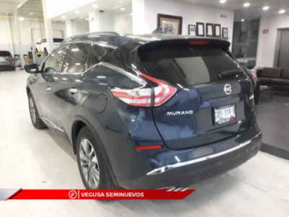 Nissan Murano 5p Advance V6/3.5 Aut