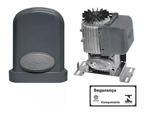 Kit Motor Portão Eletrônico Ppa Dz Eurus Steel 1/2
