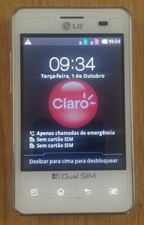 Smartphone Lg L3 Dual Sim C/ Android