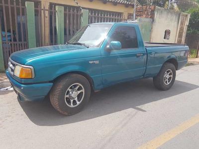 Ford Ranger Xl V6 4.0 L Verde