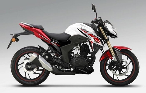 Suzuki Haojue - Dr 160 Fi Cbs 2022 0km