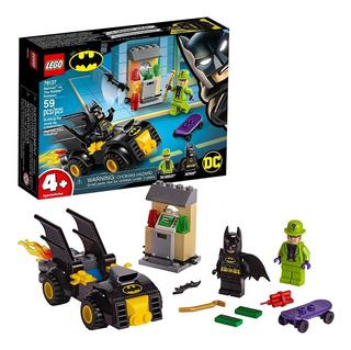 Lego Dc Batman Y El Robo Del Acertijo Kit De Construcción