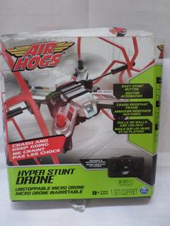 Air Hogs Hyper Stunt Micro Drone Control Remoto