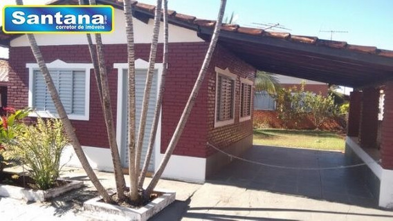 03309 - Casa De Condominio 1 Dorm, Mansoes Das Aguas Quentes - Caldas Novas/go - 3309