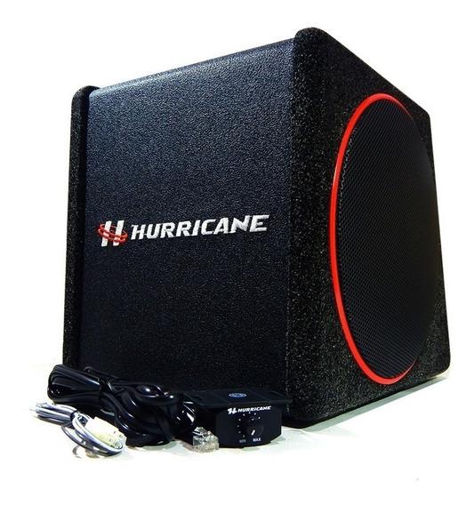 Caixa Amplificada Hurricane 8 Polegadas 200w Rms - Promoção