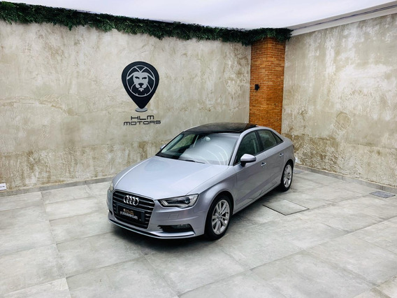 Audi/a3 Ambittion 1.8 Tsi 2014/2015 Prata Gasol. 59mkms