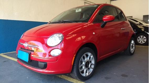 Fiat 500 2013 Cult 1.4 Flex 3p
