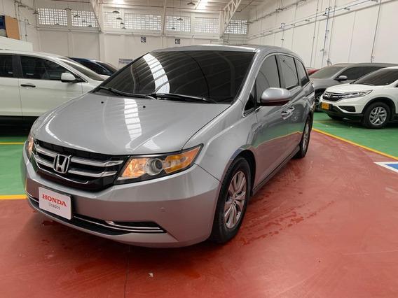 Honda Oddysey 2016 Plata Aut