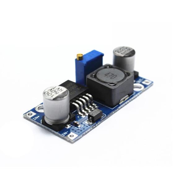 Regulador Tensão 3a Step Down Lm2596 Ard Pic Raspberry