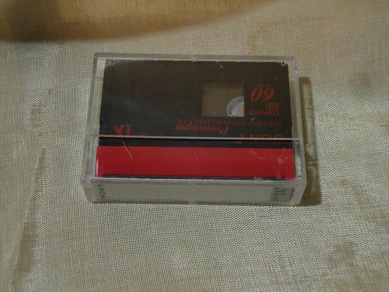 Fita Sony Dvm60 - Mini Dv - Usado
