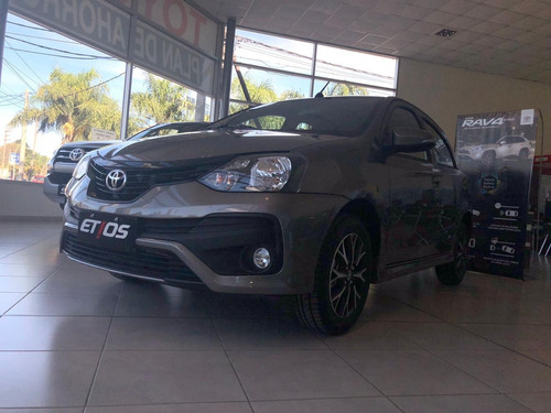 Toyota Etios Xls At 5p 1,5 Abril 2021