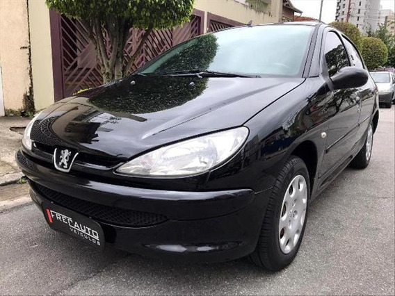 Peugeot 206 1.4 Sensation 8v Flex 4p Manual