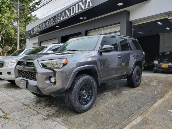 Toyota 4runner Sr5 2016 Aut Secuencial 4.0 4x4 278