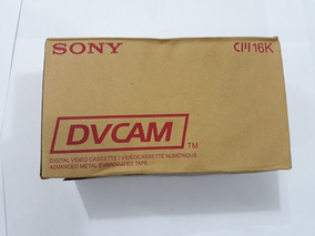 Fita Cassete Sony Pdvm-40me Dvcam 16k 71m/233ft