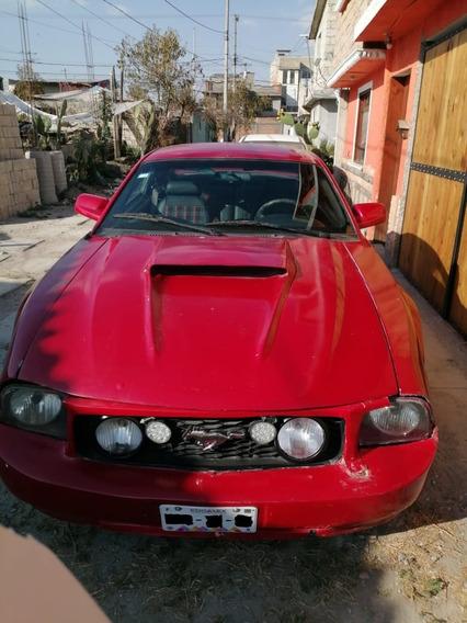 Ford Mustang Gt 1999 (adaptado A 2005)