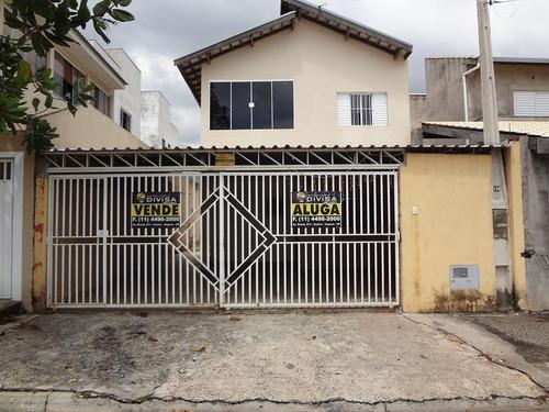 Casa Com 3 Dormitórios À Venda, 155 M² Por R$ 400.000,00 - Terra Brasilis - Itupeva/sp - Ca0119