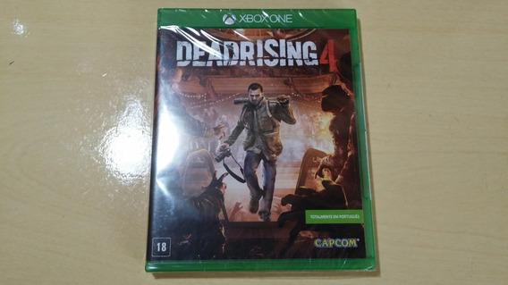 Game Xbox One Deadrising 4 - Mídia Física E Frete Grátis