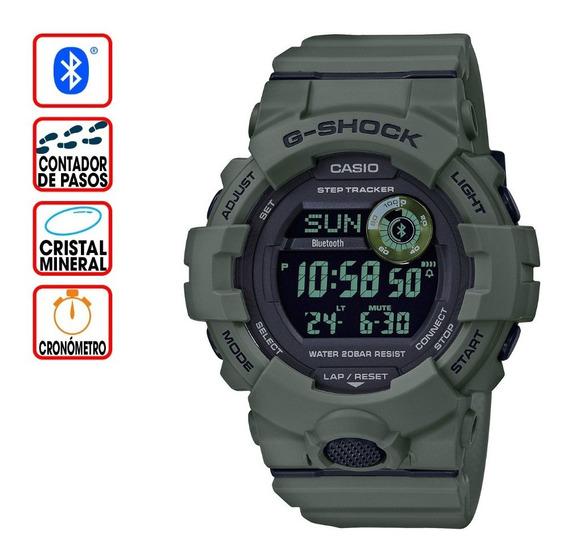 Reloj Casio G-shock Youth G-squad Gbd-800uc-3 Step Tracker