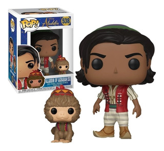 Funko Pop Aladdin Of Agrabah And Abu 538 Disney Aladdin