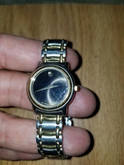 Reloj Movado Para Dama