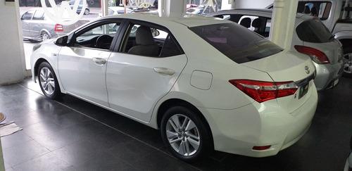 Toyota Corolla Xei Pack 1.8 Cvt 2014