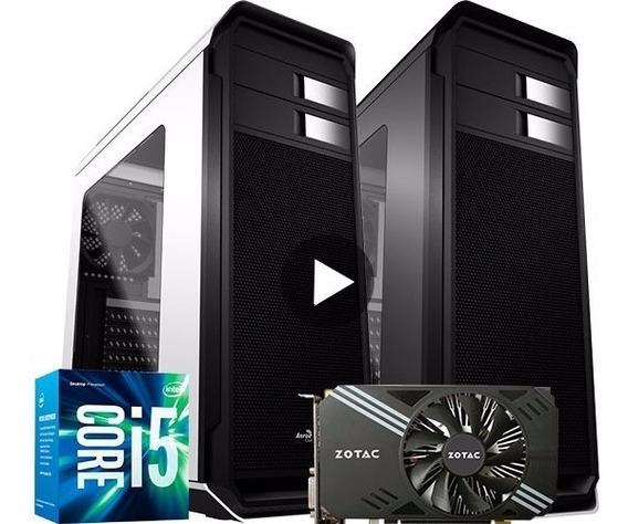Pc Gamer Intel Core I5 4ger 8gb Gt 1030 1tb Hdmi Promoção