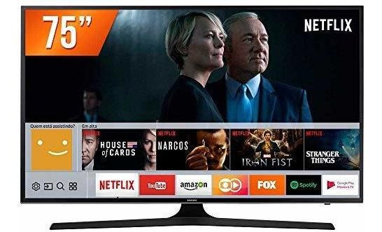 Smart Tv Led Uhd 4k 75