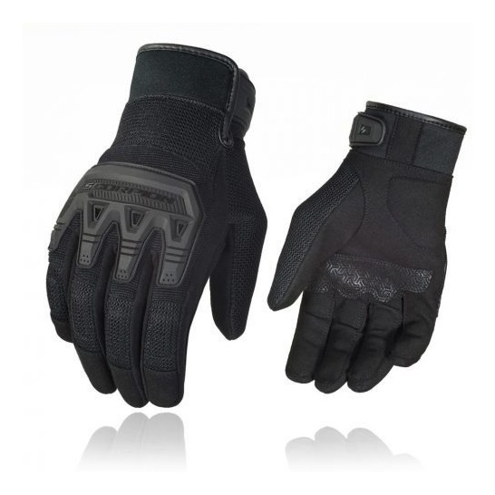 Guantes Moto Scorpion Exo Covert Tactical Negro