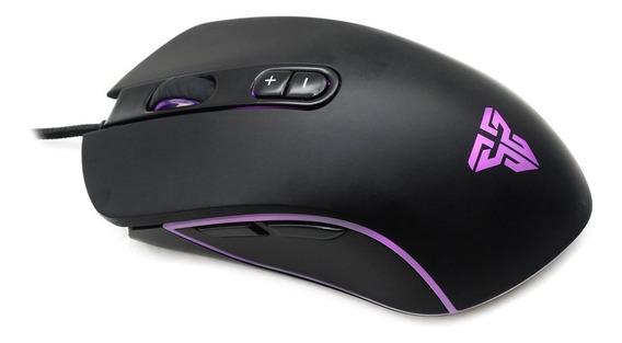 Fantech X9 4800 Dpi Usb Wired 6 Botões Ótico Gaming Mouse Le