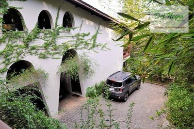 Casa Com 3 Dormitórios À Venda, 459 M² - Forest Hills, Granja Viana. - Ca1677