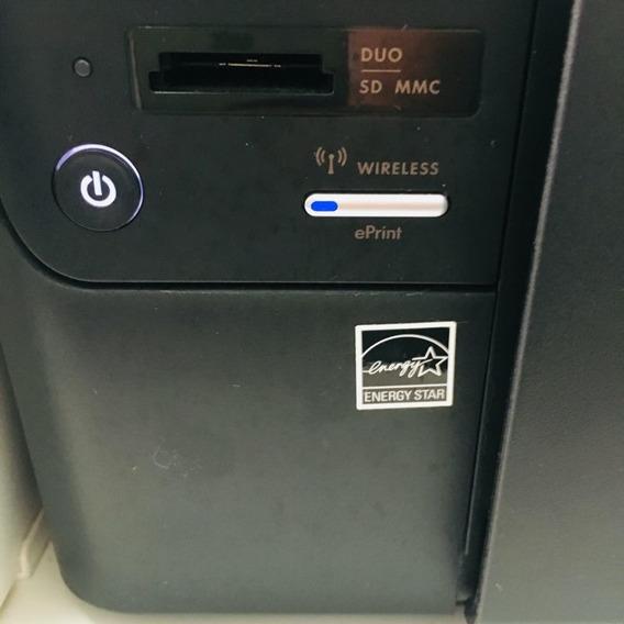 Impressora Multifuncional Hp Photosmart D110a